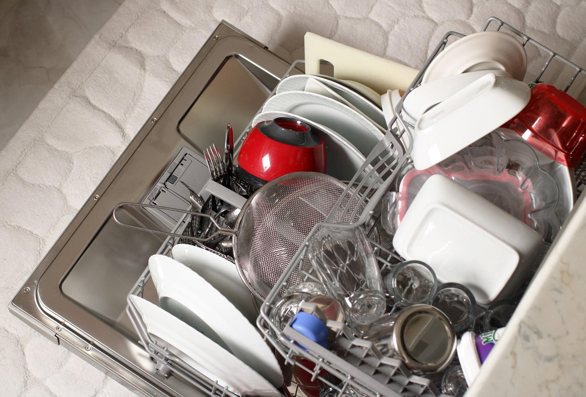 umývačka riadu beko